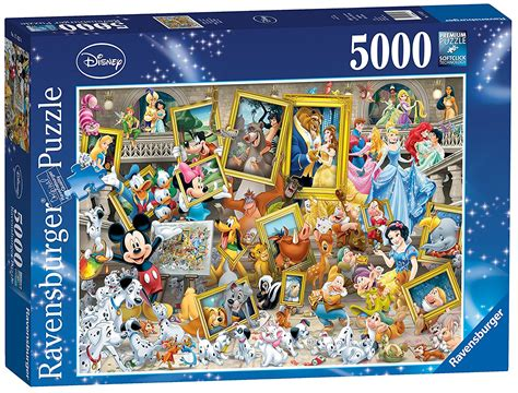 puzzle mickey the artist ravensburger 17432 5000 pieces jigsaw puzzles mickey jigsaw puzzle