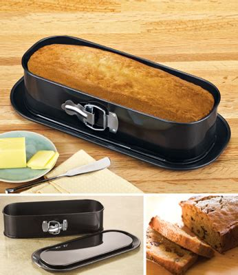 stick springform loaf baking pan  collections