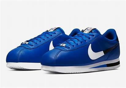Cortez Nike Nba Release Royal Sneakernews