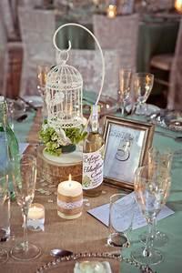 Rustic Meets Elegant Mint & Gold Barn Wedding Whimsical