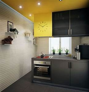 How, To, Decorate, Wall, In, The, Kitchen, U2013, Playful, Style, U2013, Homesfeed
