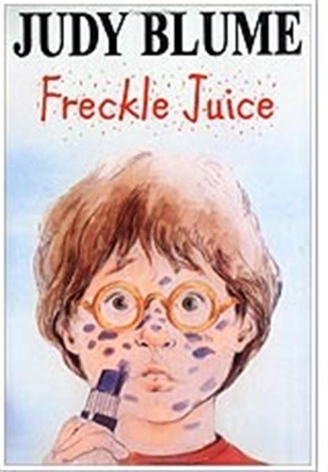 freckle juice  judy blume reviews discussion