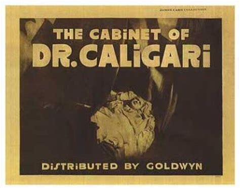 top horror 21 the cabinet of dr caligari the macguffin and tv reviews