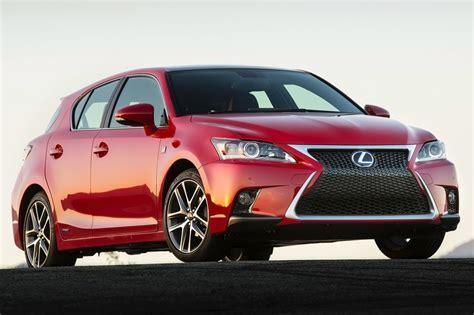 2014 Lexus Ct 200h Warning Reviews