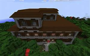 Woodland Mansion and Ravine at Spawn - Minecraft Seed HQ