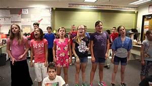 Reinhardt 5th Grade Class 2014-2015 Best Day Of My Life ...