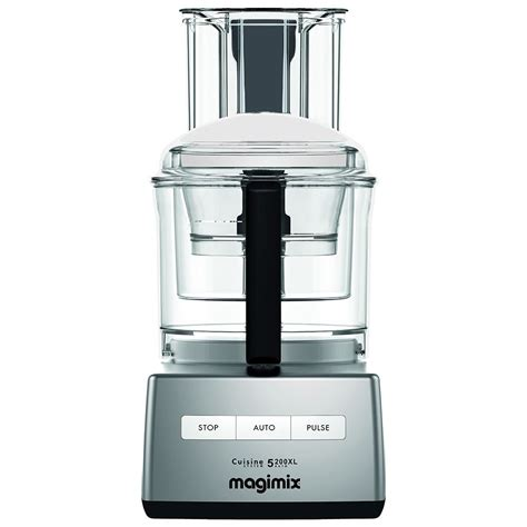 premium cuisines magimix 5200xl premium blendermix food processor
