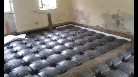 vespaio pavimento vespaio aerato con iglu