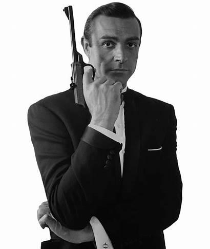 Bond James Transparent Connery Sean Clipart