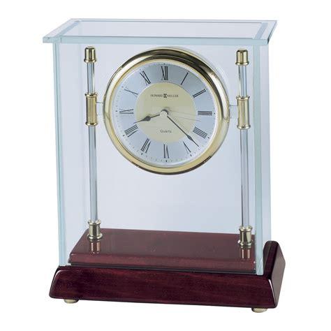 howard miller desk clock table clock kensington howard miller model 645558