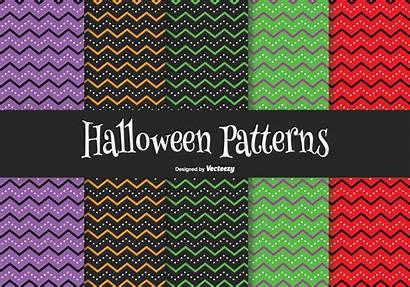 Halloween Pattern Patterns Vecteezy