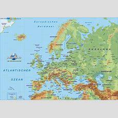 Europakarte13 Landkarte Von Europa Zum Ausdrucken