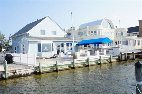 west point island lavallette br bayfront home jersey shore vacation rentals