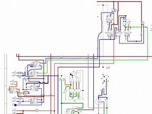 Wiring Diagram For The Dimdip System Fitted To Reliant Sst