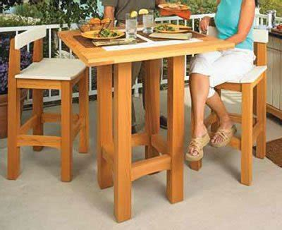 cafe table plans woodwork city  woodworking plans