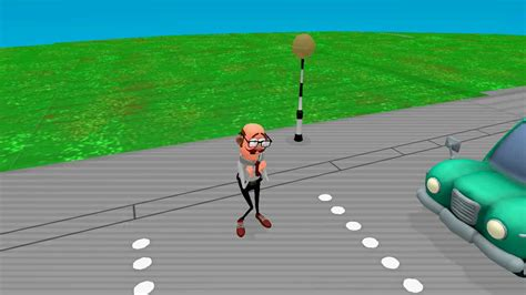 Road Safety Muvizu 3d Animated Video