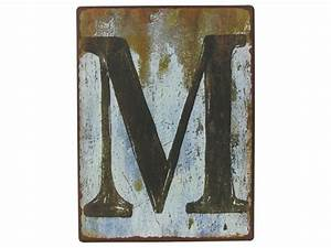 vintage unique rustic iron metal wall letters letters a z With vintage rustic metal letters