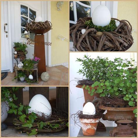 Eingang  Wohnen Und Garten Foto  Türdeko Pinterest