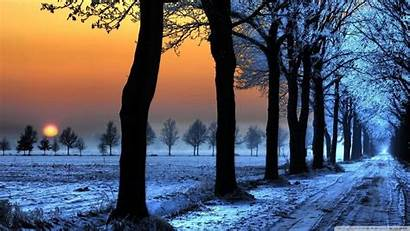 Winter Nature Wallpapers Desktop Pretty Amazing Landscape