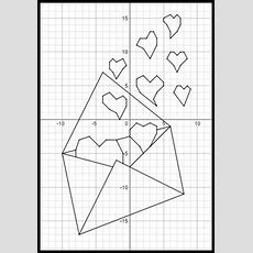 Valentine's Day  Love Letter  A Linear Equation Graphing Activity