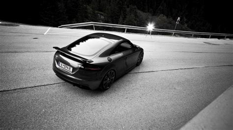 vehicles audi tt coupe rs german grey wallpaper