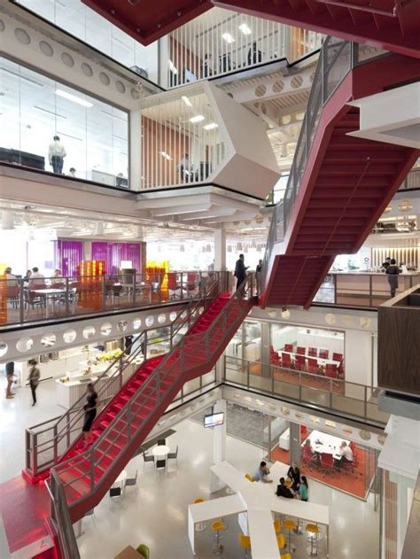 office spaces amazing cubicles with modern 9 best office atrium images on offices
