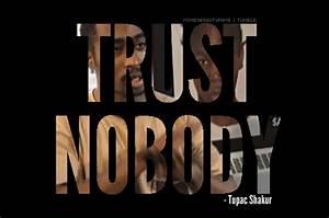 trust nobody on Tumblr