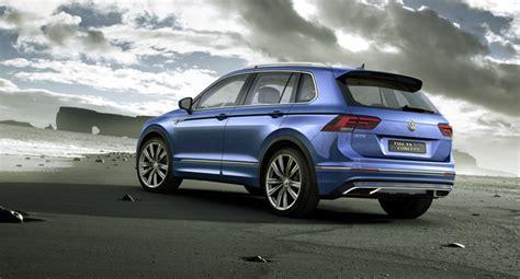 Volkswagen New Suv 2020 by 2020 Volkswagen Tiguan Rumors New Suv Suv