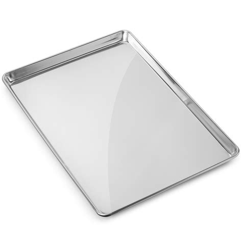baking sheet cookie pan commercial grade sizes aluminum pans aluminium bunnings sheets tray rated assorted amazon gridmann half sell oven