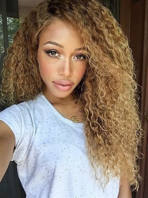 Curly Hairstyles Sew In by Sew 30 Gorgeous Sew In Hairstyles