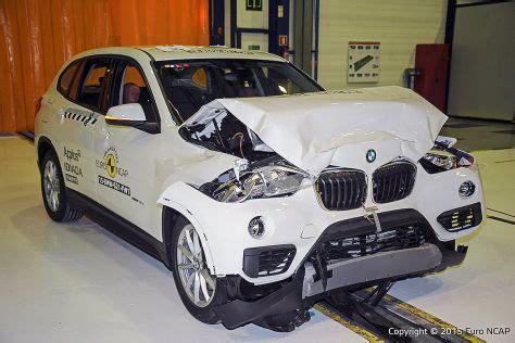 bmw  euro ncap crashtest  autobildde