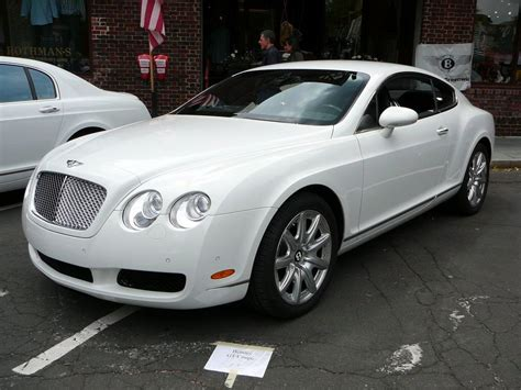 White Bentley Continental Gt Wallpapers And Images