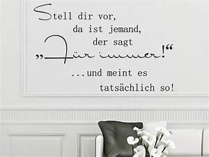 Tattoos Für Die Wand : wandtattoo stell dir vor f r immer wandtattoo de ~ Orissabook.com Haus und Dekorationen