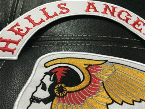 Fashion New 15pcs/set Hells Angels Germany Embroidered