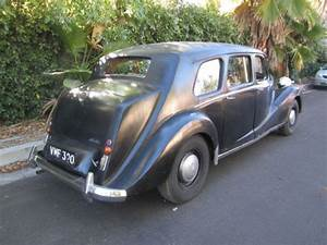 1952 Austin A125 Sheerline Limousine  For Sale