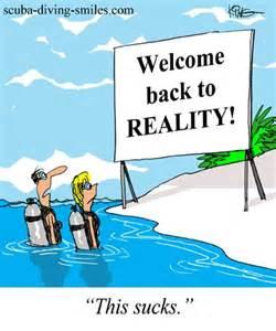 Funny Scuba Diving Cartoons