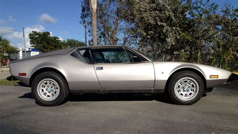 detomaso pantera miami pantera parts sales services
