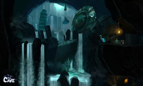 The Cave Wallpapers Windows Mac Platform Game