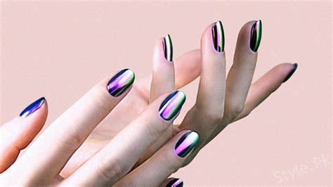 latest trends    varied types  nail