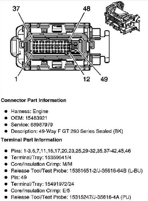 Ecm Wiring Diagram For 2008 Chevy Colorado by Tcm Wiring Chevrolet Colorado Gmc Forum