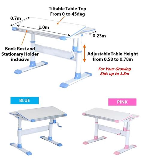 buy children ergonomic study table and chair save s 454