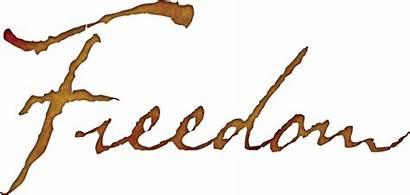 Freedom Vimeo