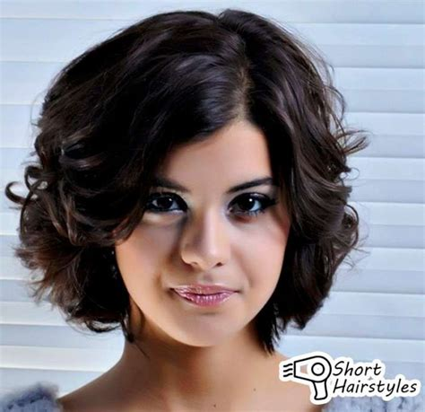hairstyles   faces  thick hair short beautiful