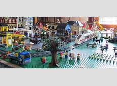 Lego Town Welcome to Lego City