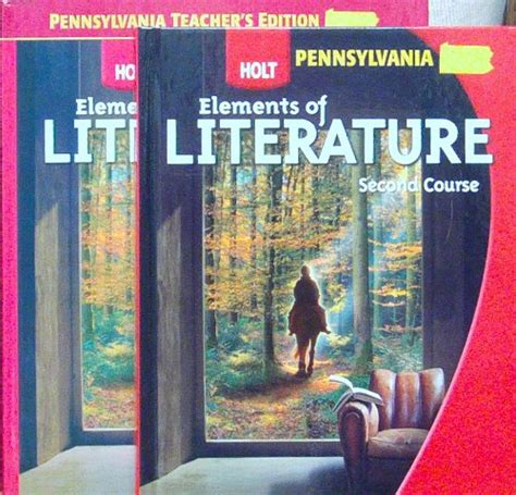 Ebook Holt Elements Of Literature Student Edition Grade 8 Second Course 2009  Free Pdf Online