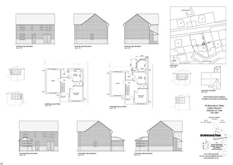 architectural plans architectural services in middlesbrough stockton