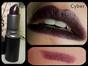 Beauty, Miscellany: MAC - Lipstick - Cyber
