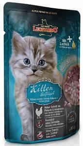 Bestes Katzenfutter Nass : leonardo kitten gefl gel 16 x 85g frischebeutel ~ Watch28wear.com Haus und Dekorationen