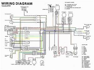 1998 Yamaha Waverunner Diagram Wiring Schematic