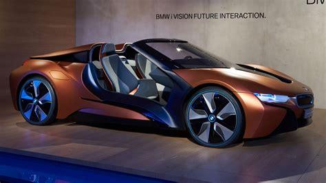 future bmw i8 this bmw i8 concept previews the future of car electronics